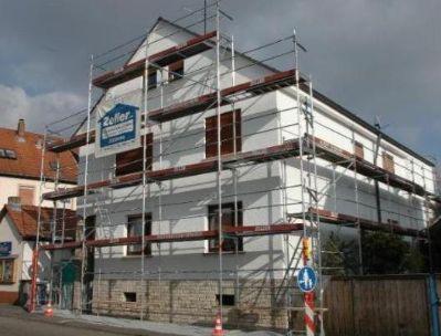 Häufig Zeller Baudekoration GmbH - Ihr Maler in Alzenau - Gerüstbau BE51